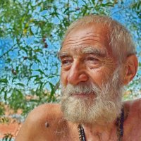 Портрет на балконе :: Елена Левковская