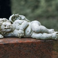 Вечно спящий ангел :: Lidiya Dmitrieva