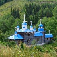 Заповедные церкви Руси... :: Сергей Комков