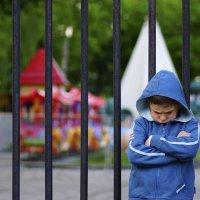 А парк закрыт! :: Инна Зуева