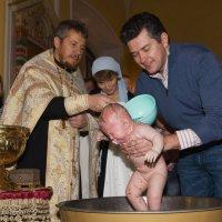 Крещение Софии :: Анастасия Богатова