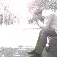 Тот, кто молчит, знает в два раза больше, чем тот кто говорит. :: Сарик Золотой