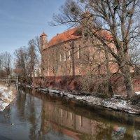 Замок Лидзбарк Вармински. Польша :: Павел Дунюшкин
