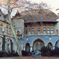 Замок Вайдахуняд в Будапеште :: Рустам Гаджиев
