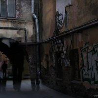 Тайны старого города :: Ольга Тихомирова