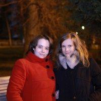 Две подружки :: Alex Romanov