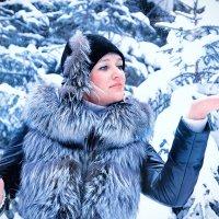 Снег :: Ольга