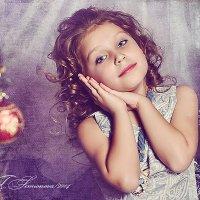 Портрет девочки :: Татьяна Семёнова