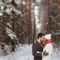 WinterWedding :: Mary Ilyina