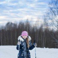 Лыжная прогулка :: Руслан Веселов