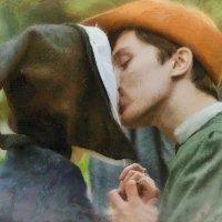Любовь- это двое на острове счастья :: Ирина Данилова