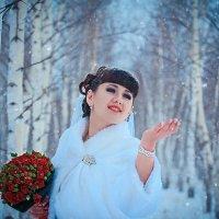 Если снежинка не растает... :: Елена Оберник