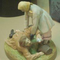 И такие статуэтки бывают.....))))) :: Мила