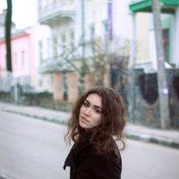 Portrait :: Christina Shenrok