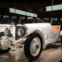 Mercedes 10/40 л.с. Спорт двухместный, 1923 :: Georg Förderer