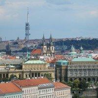 Вид на Прагу.Чешская республика. :: Александр Назаров