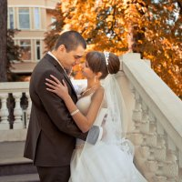 Свадьба осенью :: Алексей Мартыненко AleMar
