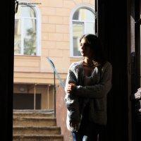 в тени :: Ольга Романова