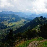 Высоко в Альпах :: Дарья :)
