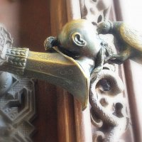 Дверная ручка :: Елена Д