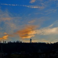 Красота неба при закате :: Наталья (D.Nat@lia)