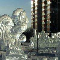Ледяной петушок . :: nadyasilyuk Вознюк