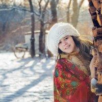 Зима!!!!!! :: Света Солнцева
