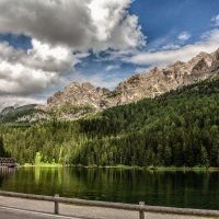 The Alps 2014 Italy Misurina 1 :: Arturs Ancans
