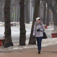В одиночестве :: Владимир Болдырев