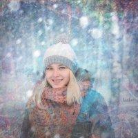 Краски холода :: Вячеслав Линьков