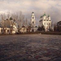 Астраханский кремль :: Сергей Зыков
