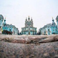 Смольный собор :: Mary Akimova