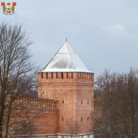 Смоленская крепость. Позднякова (Роговка) башня :: Алексей Шаповалов Стерх