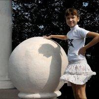Девочка у шара :: Нина Корешкова