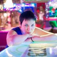 Ночной клуб и светосильный объектив.... :: Андрей Якимюк