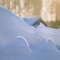 Мартовские снега :: Валерий Талашов