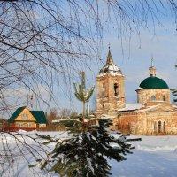 Зелёная крыша :: Андрей Куприянов