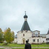 Монастырь :: Александр Силинский