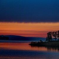Озеро Исетское. Закат :: Vladimir Perix