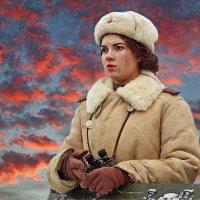 ледяной дождь :: Владимир Матва