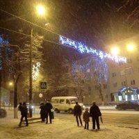 Великие Луки, январь, снег... :: Владимир Павлов