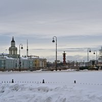 Зимний этюд. :: Владимир