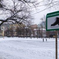 Московская зима :: Панова Ольга