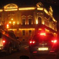 Ночной город :: Самохвалова Зинаида