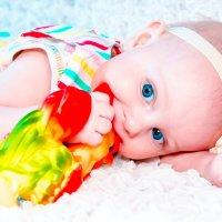 малышка :: Ольга Кошевая