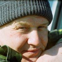 Портрет юноши средних лет :: Евгений Золотаев