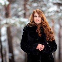 зимняя фотосессия :: Сергей Краденов