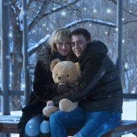 Яна и Александр :: Анна Шитова