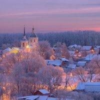 Морозное утро :: Алексей Назаров