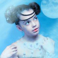 Юная принцесса :: Инга Туманова